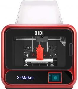 QIDI Technology High end 3D Printer:X-Maker