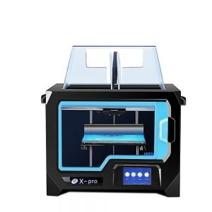 QIDI X-Pro Dual Extruder 3D Printer Double Color Printing